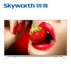 创维(Skyworth) 60V8E 60英寸 4色4K HDR超高清智能网络LED液晶平板电视