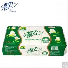 清风卷纸无芯卷筒卫生纸1千克/提