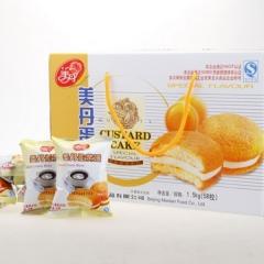 美丹 蛋黄派 1500克 礼盒装 北京市著名商标