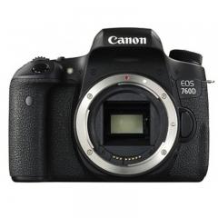 佳能(Canon) EOS 760D 单反套机 (EF 50mm f/1.8 STM 镜头)