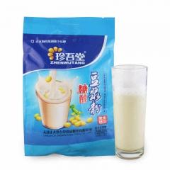 珍吾堂糖醇豆浆粉350g 糖尿人可以喝的冲调饮品 不添加蔗糖