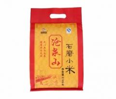 沧泉山米面杂粮黄小米 小米粥 小黄米 新米黄小米25kg