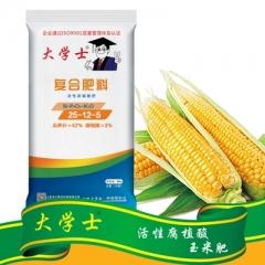 大学士活性腐植酸复合肥料(25-12-5)中氯40kg